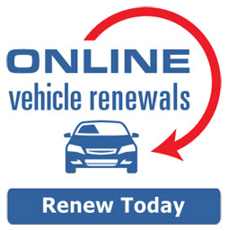 Online Vehicle Renewal